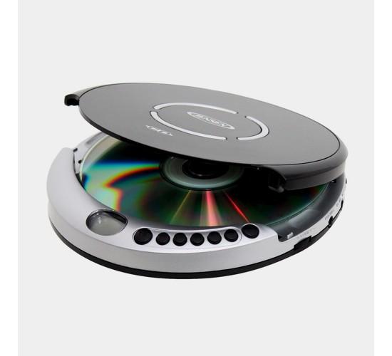 Jensen CD-60C 60 Second Super Anti-Skip and Bass Boost CD Player