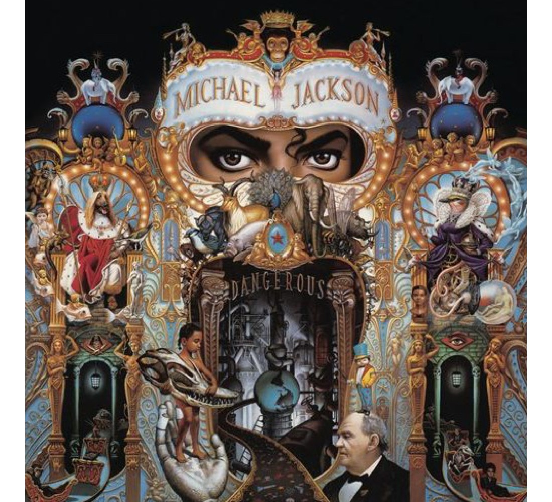 Michael Jackson - Dangerous (Vinyl)