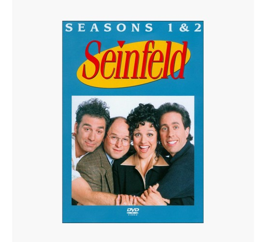 Seinfeld: The Complete First and Second Seasons [4 Discs]