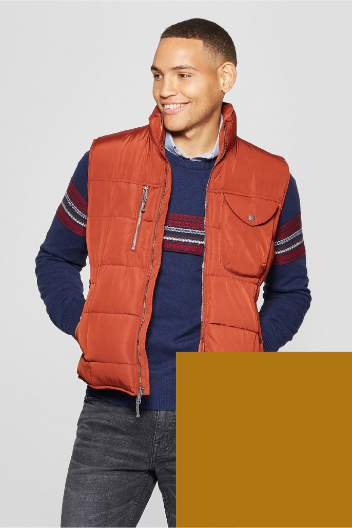 Men's Puffer Vest - Goodfellow & Co™