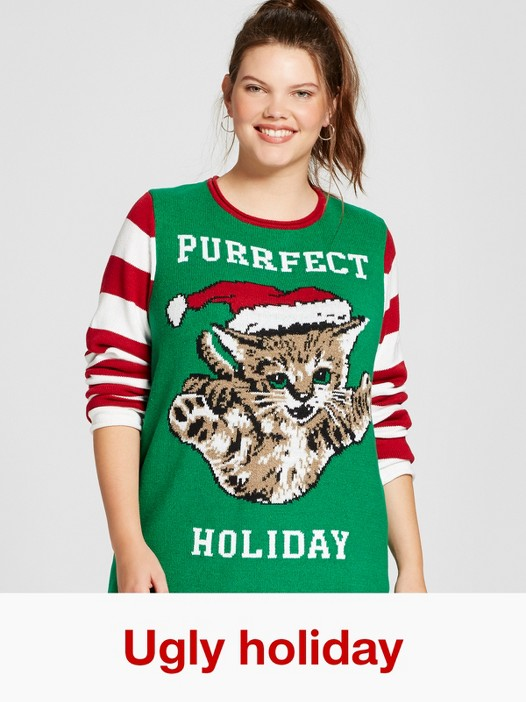 plus size sweaters : target