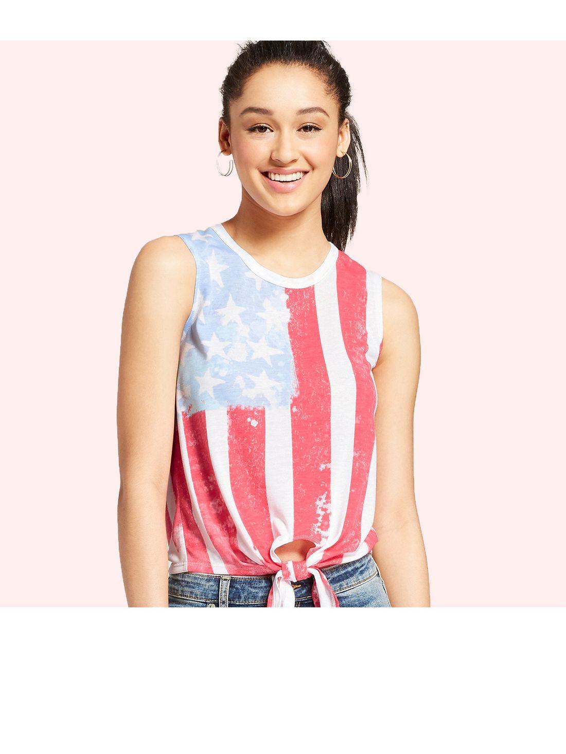 Americana tees