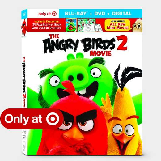 Angry Birds 2 Movie