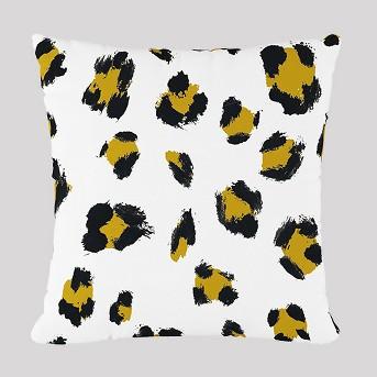 Cheetah Print Throw Pillow - Cloth & Co