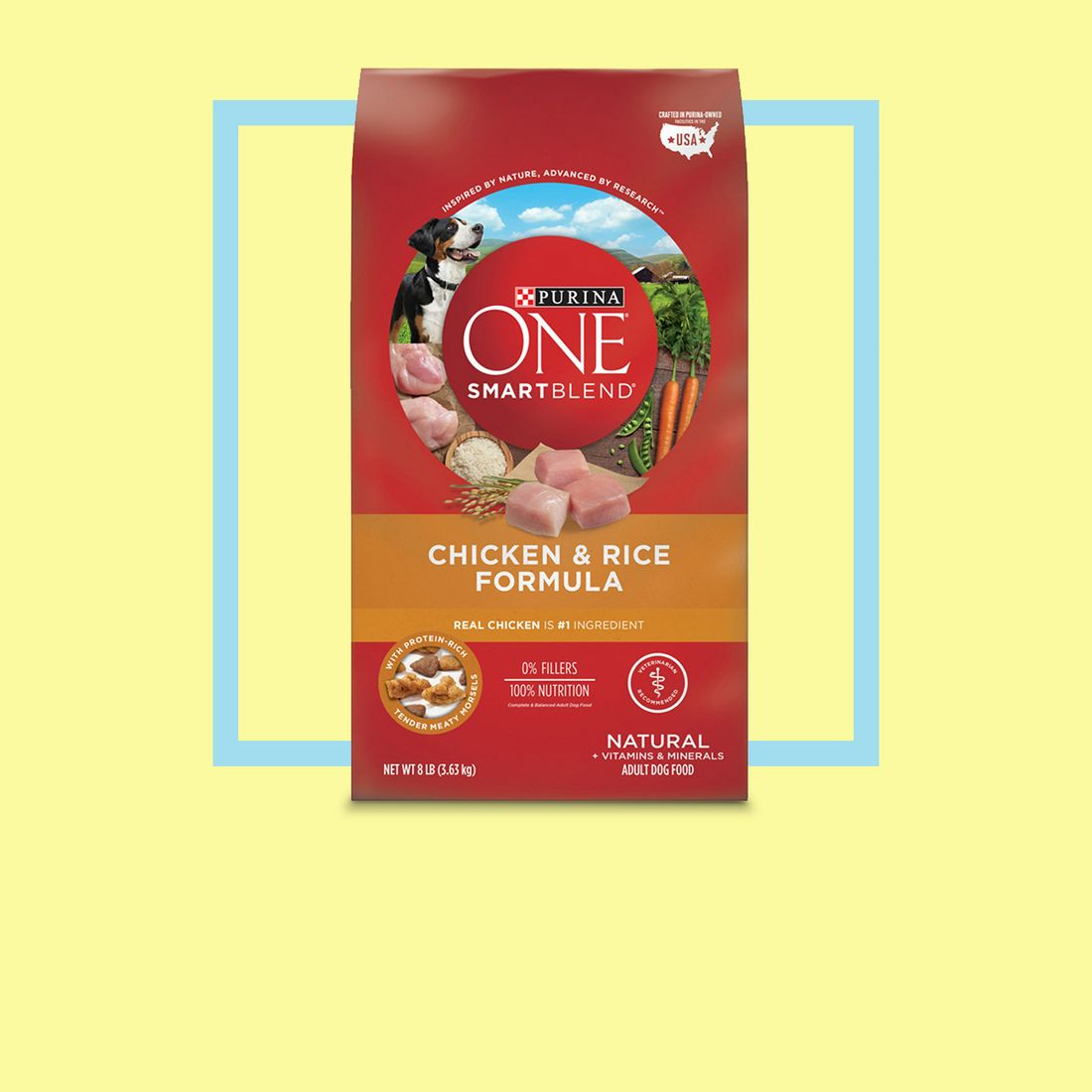 Purina ONE Smartblend Chicken & Rice Dog Food