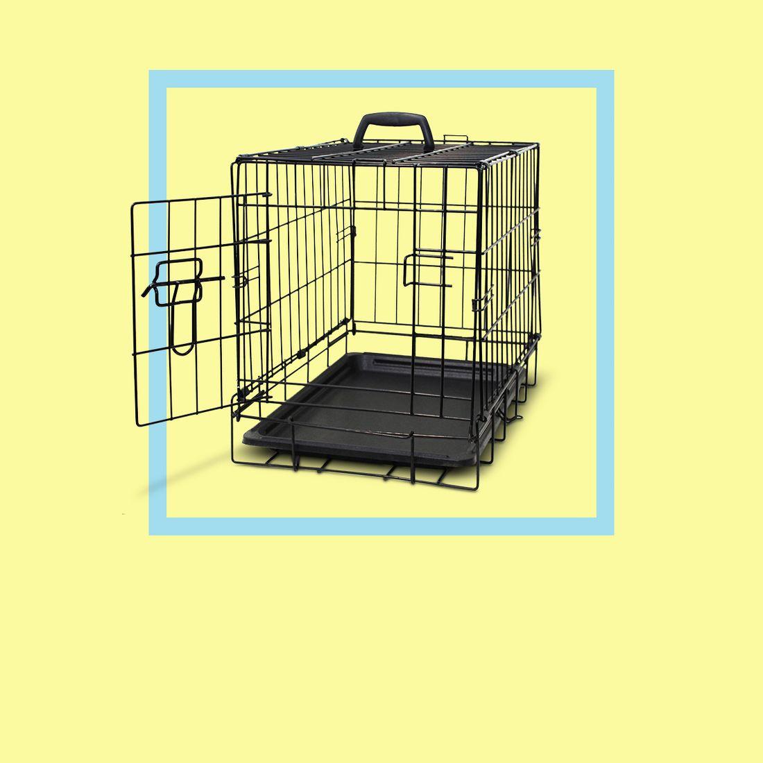 Two Door Wire Crate