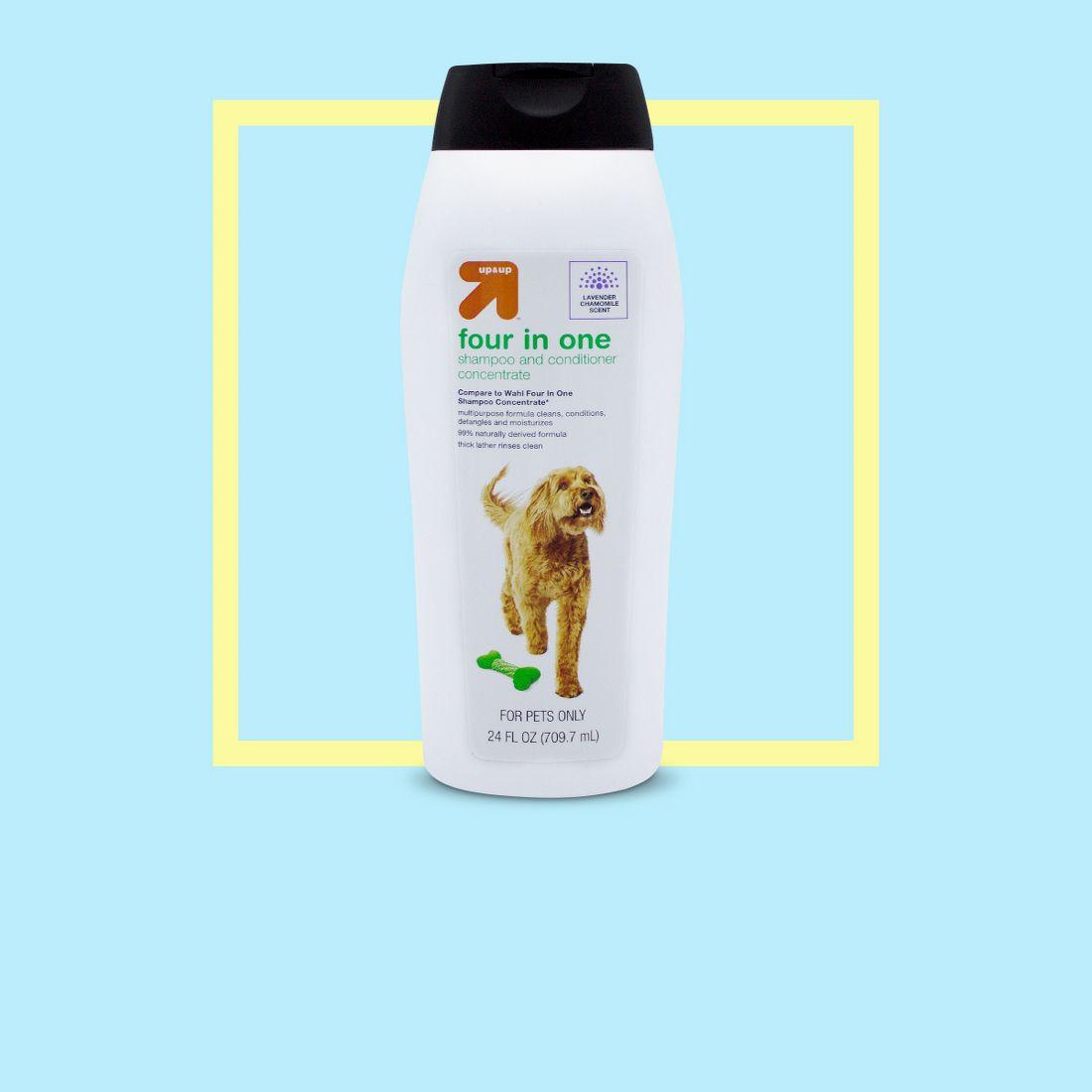 4-in-1 Dog Shampoo