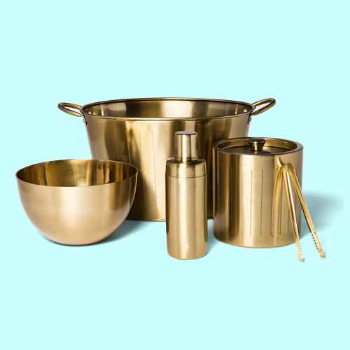 Gold Barware Collection - Project 62™