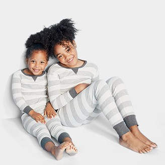 Girl teen tease pajamas