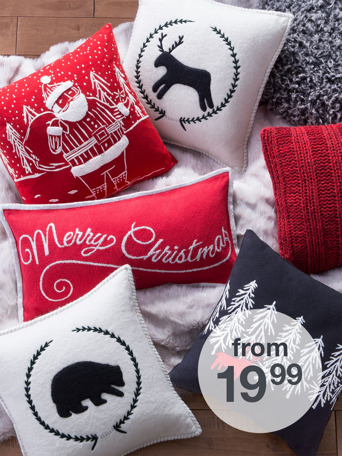 Shop home decor chevron stripes pillow from shop home decor - Throw Pillows