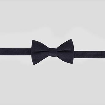 Men's Calie Solid Bowtie Blue - Goodfellow & Co™ Blue One Size