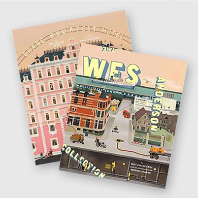 Wes Anderson Collection (Hardcover) (Matt Zoller Seitz), Wes Anderson Collection : The Grand Budapest Hotel (Hardcover) (Matt Zoller Seitz)