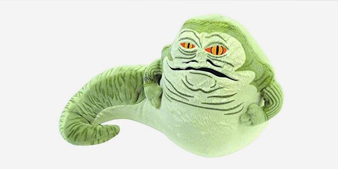 Comic Images Star Wars Jabba the Hutt Plush