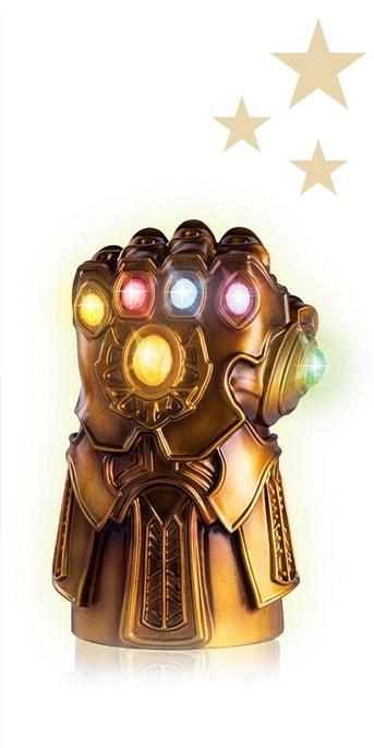 Marvel Avengers Gauntlet Lamp