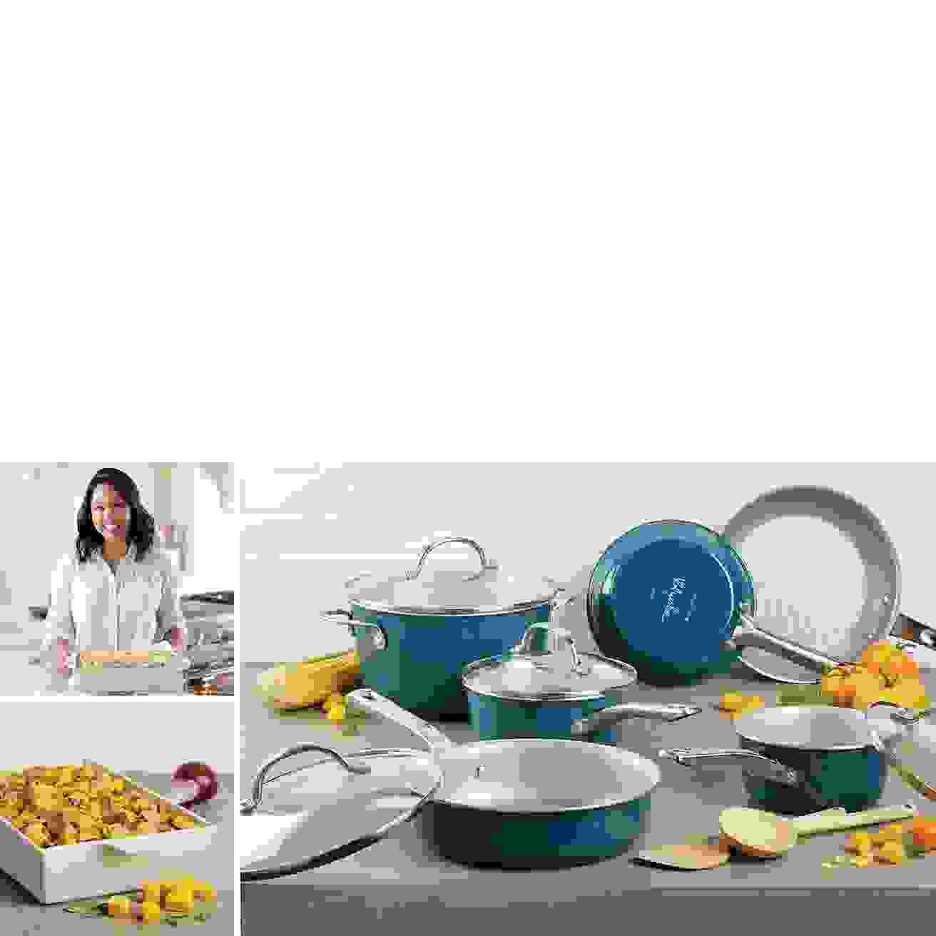 Cookware bakeware target for Ayesha curry cookware
