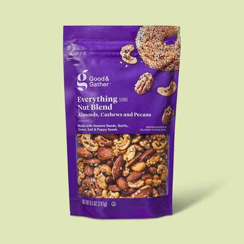 Everything Seasoned Nut Blend - 8.5oz - Good & Gather™