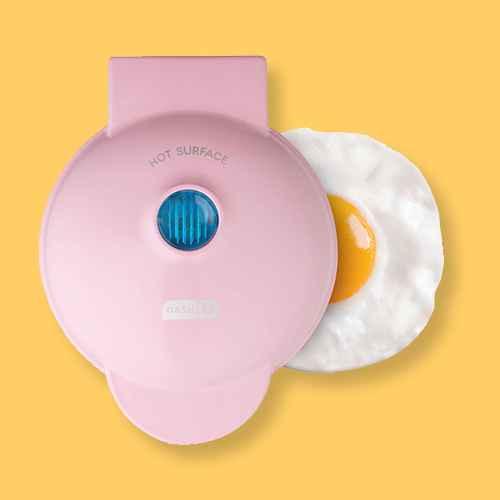 Dash Electric Mini Griddle - Pink
