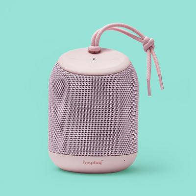 heyday™ Cylinder Portable Bluetooth Speaker with Strap