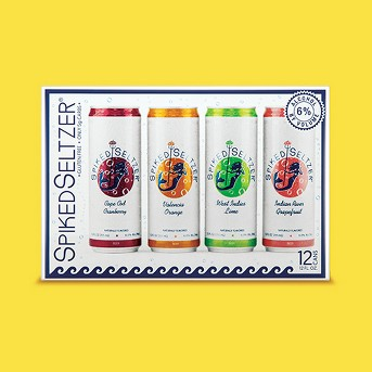 Spiked Seltzer Variety Pack - 12pk / 12 fl oz Cans