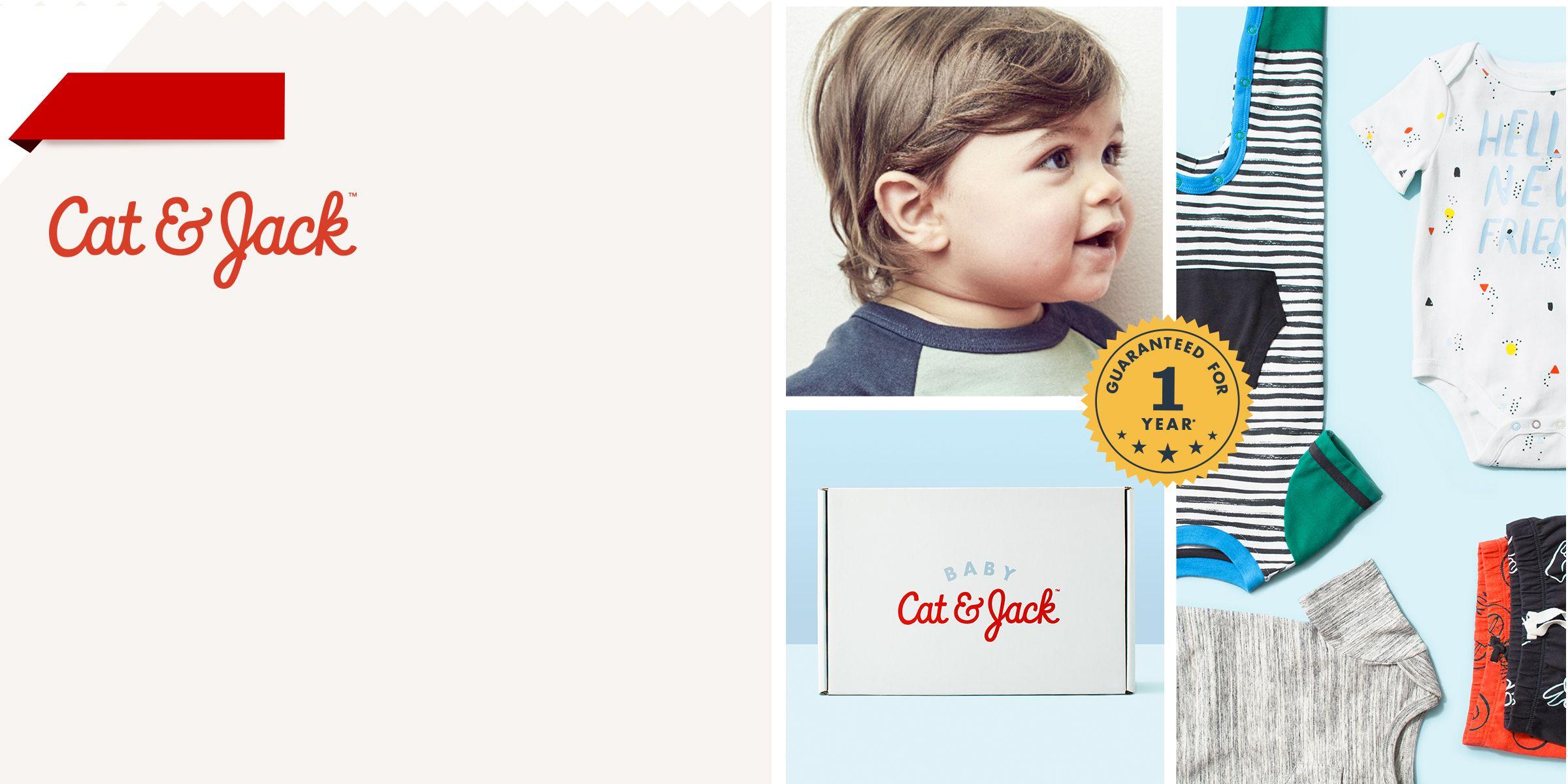 Target's Cat & Jack Ba...