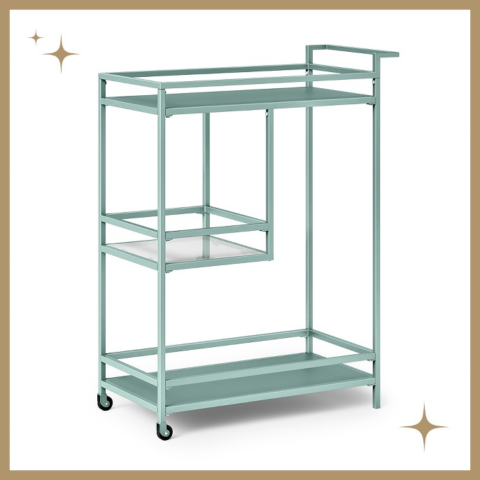 Glasgow Metal Bar Cart - Project 62™