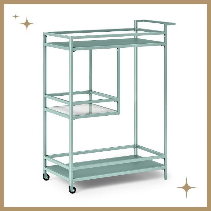 Glasgow Metal Bar Cart - Project 62™