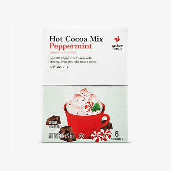 Mint Chocolate Hot Cocoa Mix - 8ct - Archer Farms™