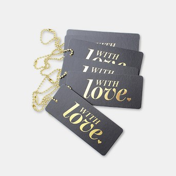 6ct Inklings Paperie® With Love Luxe Tags