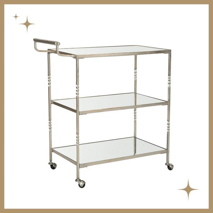 Cleopatra Bar Cart - Safavieh®