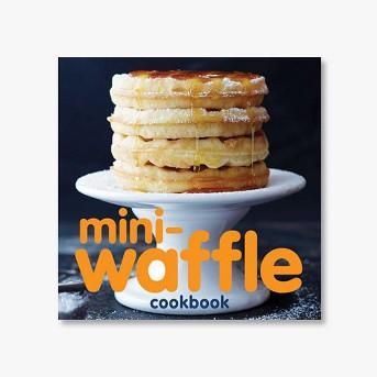 Mini-Waffle Cookbook -  by Lynda Balslev (Paperback)