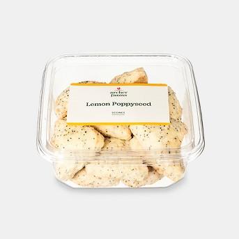 Lemon Poppy Seed Scone Tiny Treats Donuts And Pastries - Archer Farms™