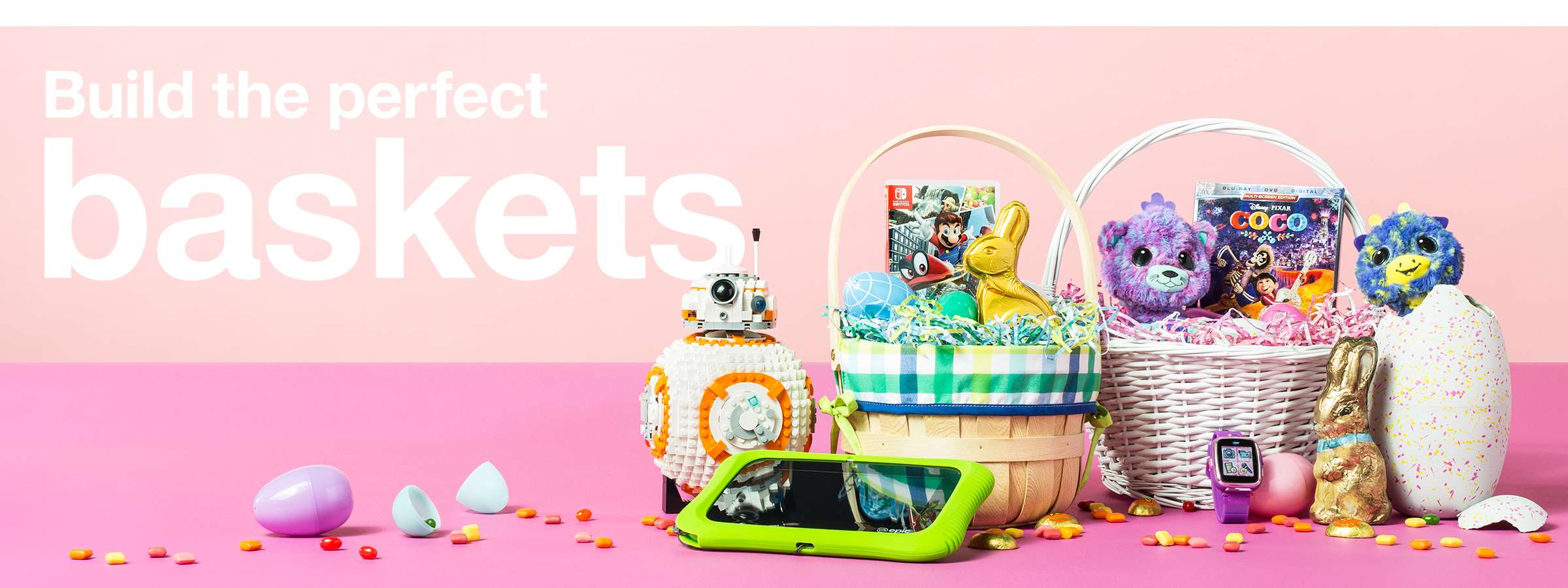 Easter target to build the perfect baskets negle Image collections