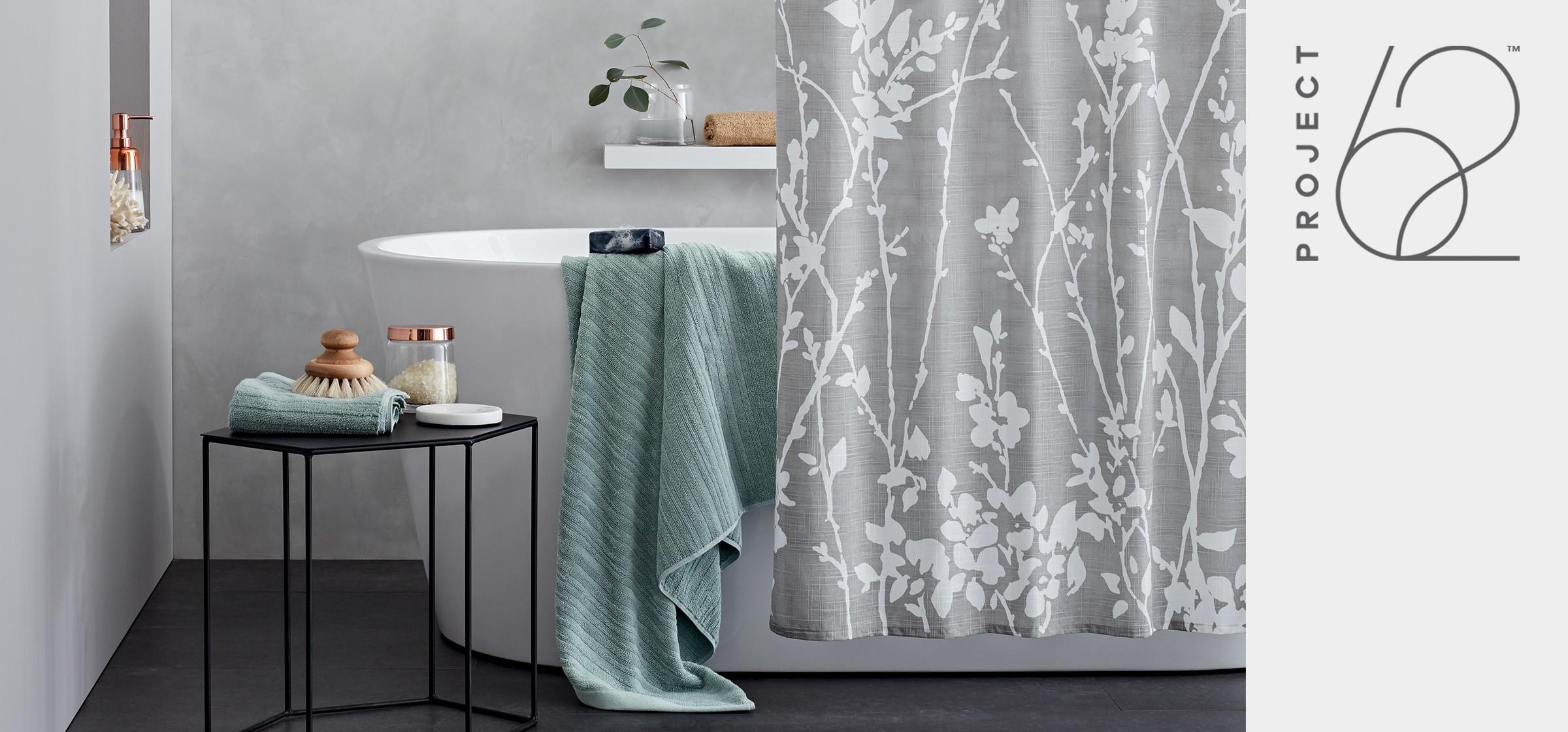 shower curtain bath target