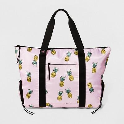 BORSANI Nylon Tote Bag