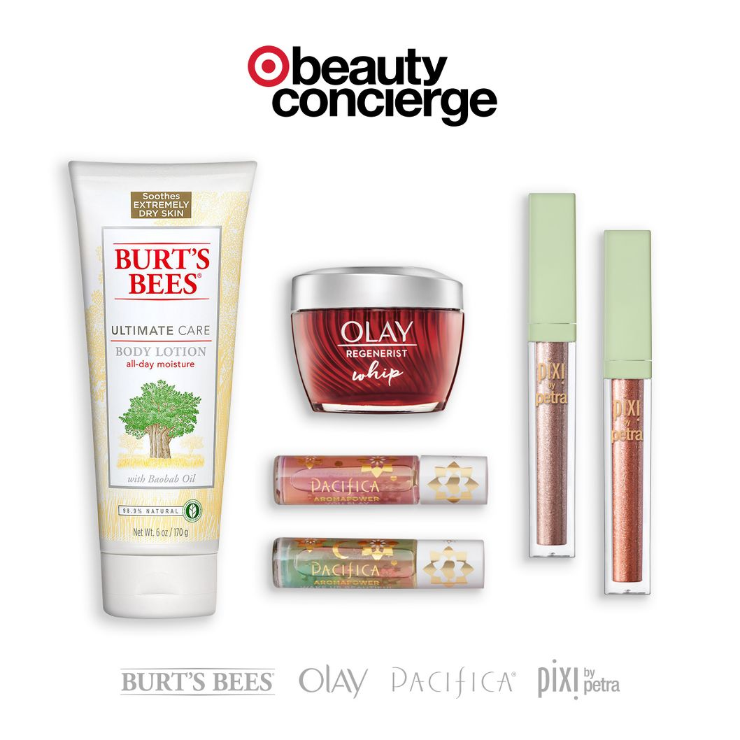 Target Glow On Beauty Event