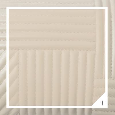 Faux Leather Lumbar Pillow Neutral - Project 62™ + Nate Berkus™