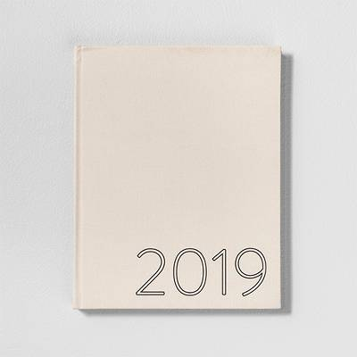 "2019 Planner 8.5"" x 11"" - Pebble - Hearth & Hand™ with Magnolia"