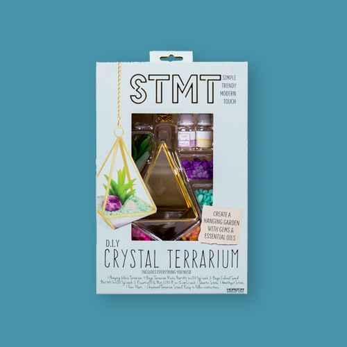 STMT D.I.Y. Crystal Terrarium Activity Kit