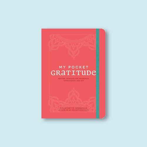 My Pocket Gratitude - by  Courtney E Ackerman (Paperback)