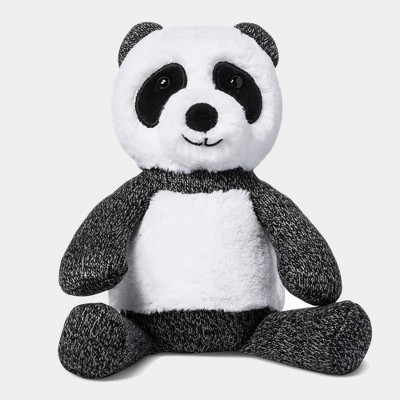 Plush Panda - Cloud Island™ - Black/White