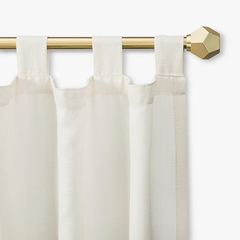 Faceted Curtain Rod - Project 62™