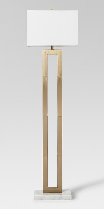 Weston Window Pane Floor Lamp - Project 62™