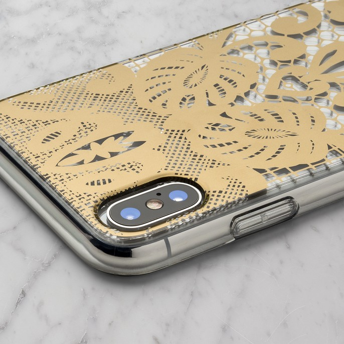 heyday™ Apple iPhone X/XS Printed Lace Case