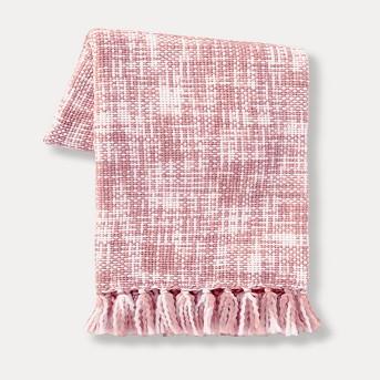 Marled Woven Throw Blanket - Threshold™