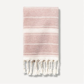Hand Towel Striped Rust - Hearth & Hand™ with Magnolia