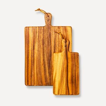 Acacia Cutting Board - Hearth & Hand™ with Magnolia