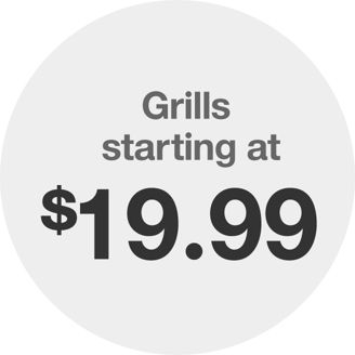 Grills : Target