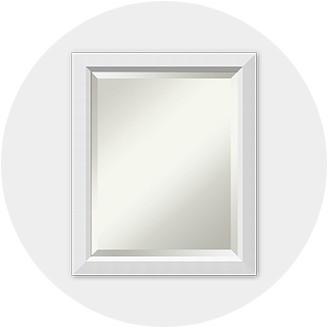 ... Bathroom Mirrors ...