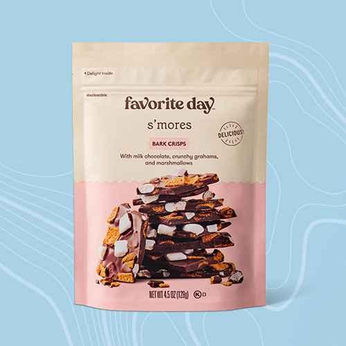 S'mores Bark Crisps - 4.5oz - Favorite Day™