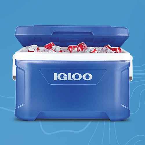 Igloo Latitude 52qt Cooler